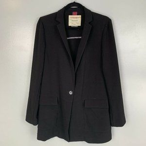 Cartonnier One Button Duster Blazer